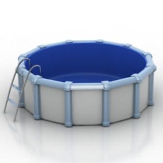 3d Max Model Free Pool