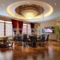 Hotel Restaurant 3d Max Model Free