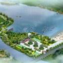 Lake Scenic Design 3d Max Model Free