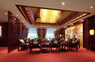 3d Max Model Free Luxury Restaurant