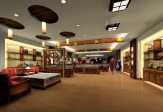 3d Max Model Free Of Your Store Showroom