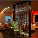 Chinese Teahouse Interior Scene