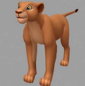 Nala Lion King
