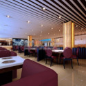 Hotel Restaurant Scene