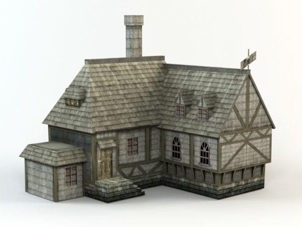 Medieval Village House