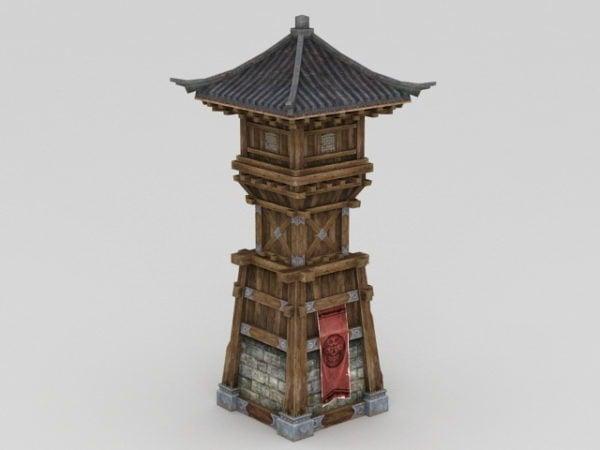 Japanilainen vartiotorni