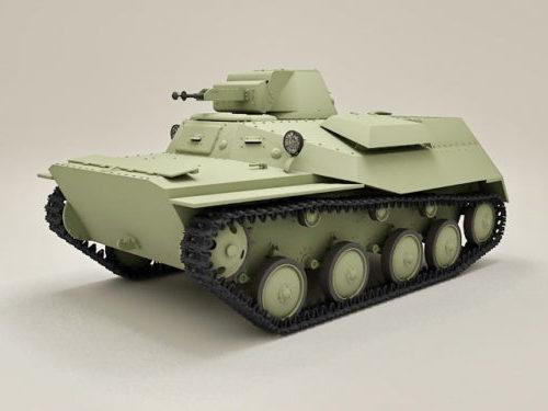 Neuvostoliiton kevyt säiliö T40