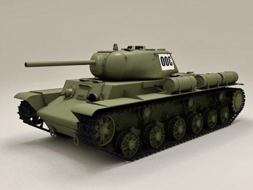 Venäjän Kv-1-säiliö