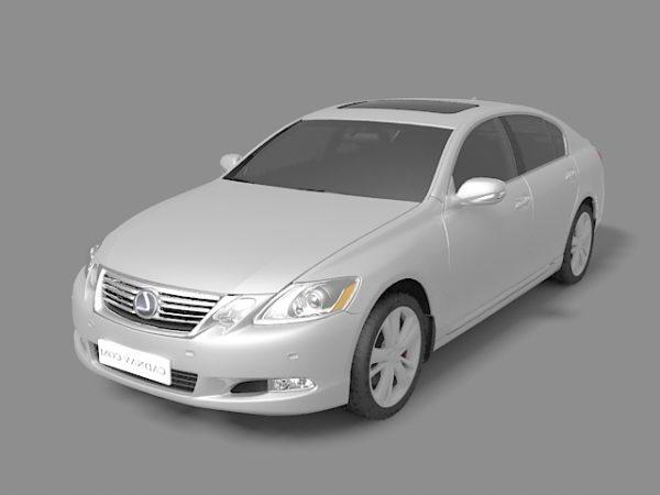 Lexus Gs Executive -auto