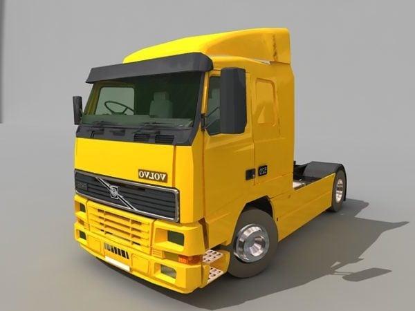 Volvo Fh Semi Truck
