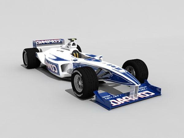 Coche de Fórmula Uno