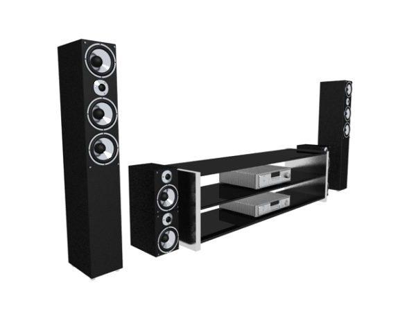 Home Theatre Audio System