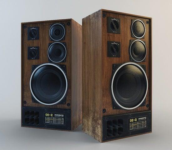نظام السماعات Radiotehnika S90