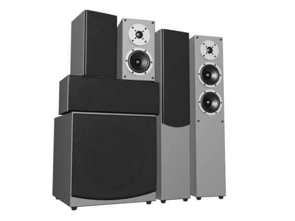 Professional Dj Speaker System
