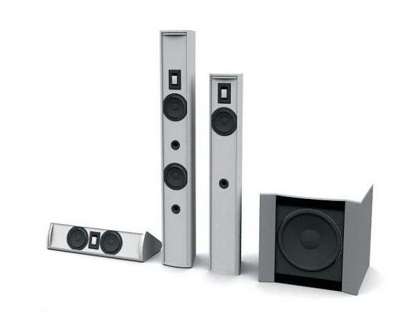 Home Theatre Speaker System