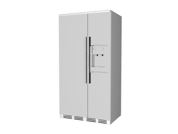 Fridge With Ice Dispenser