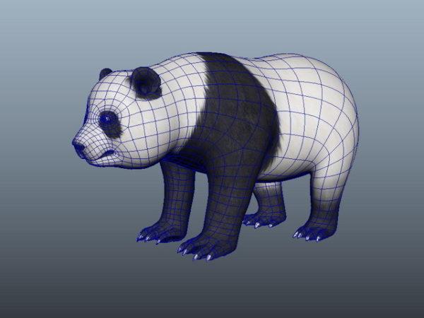 Panda karhu