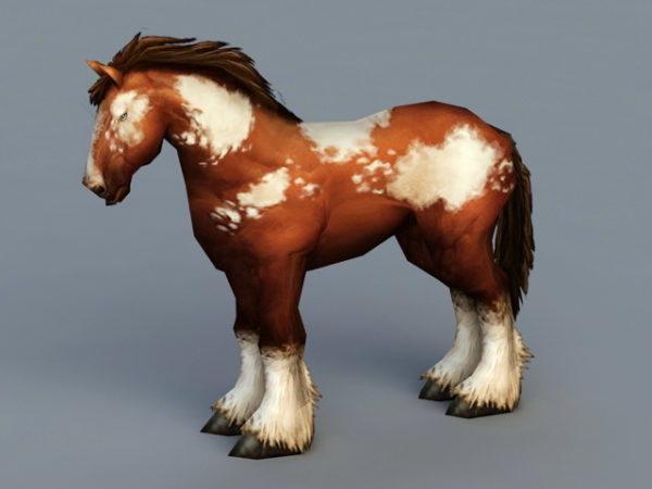 Paint hevonen