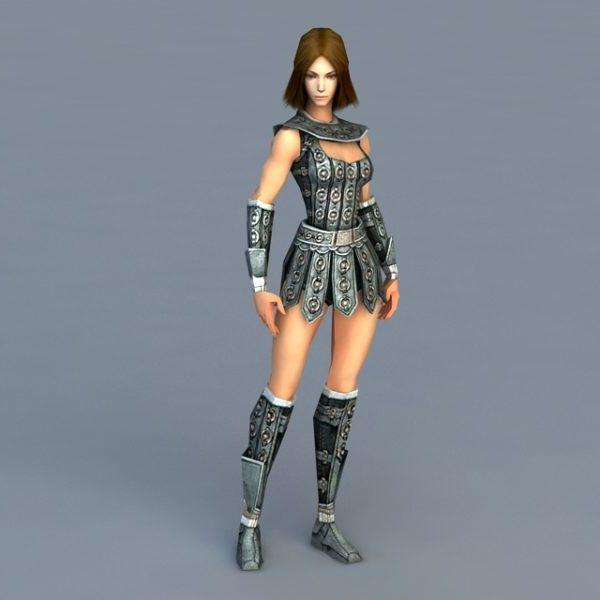 Celtic Women Warrior