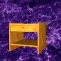 Malý noční stolek