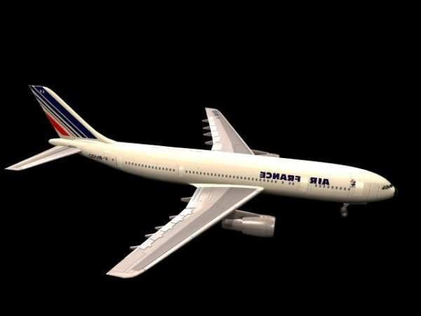 Airbus A300 Jet Airliner