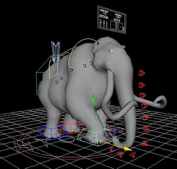 تلاعب الفيل
