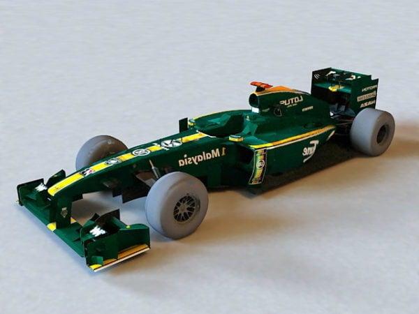 Coche Lotus F1