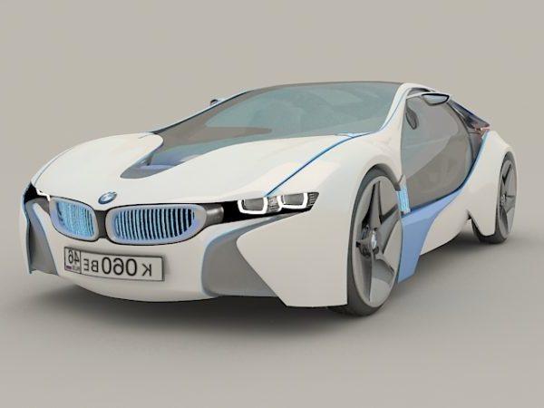 Bmw Vision -konseptiauto