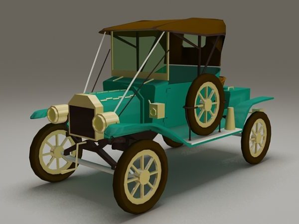 Ford modelo T12