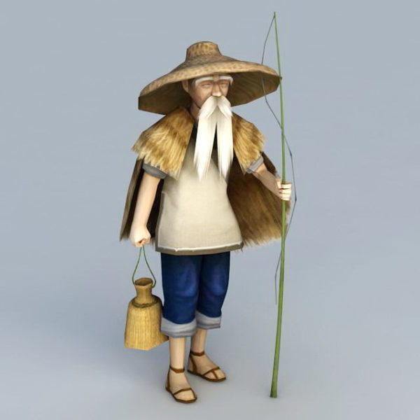 Vanha kalastaja