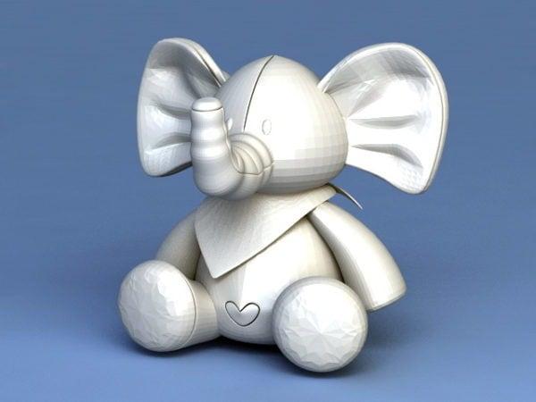 بيبي كارتون الفيل