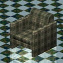 Sedia club plaid