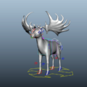 Irish Elk Rig