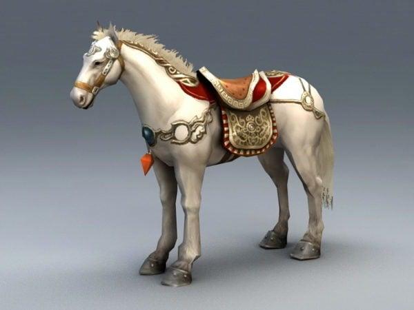 Valkoisen sodan hevonen