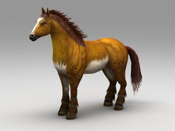 Meksikon hevonen