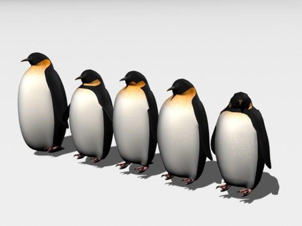 Pingviinikokoelma