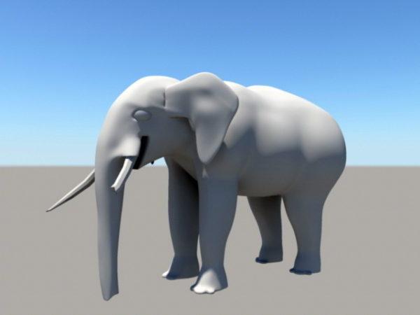إصابة الفيل
