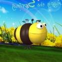 Bumble Bee Cartoon