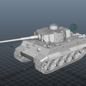 Tanque WN2 Tiger 1
