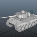 Ww2 Tiger 1 Tank