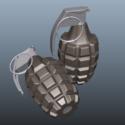 Modern Grenade