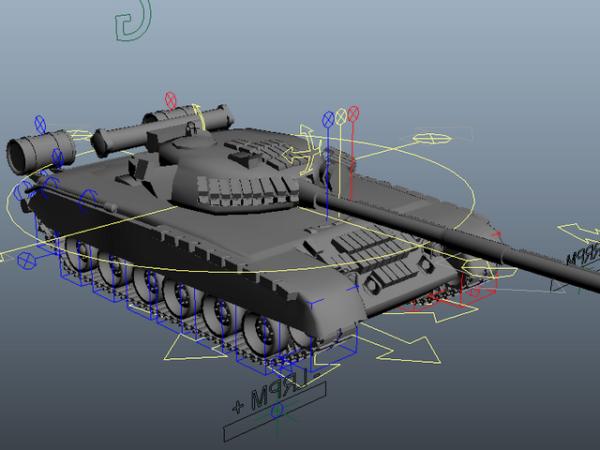 T80 دبابات الروسية