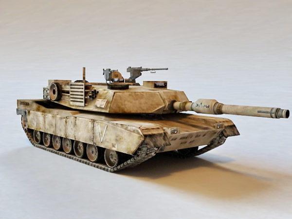 M1a1 Battle Tank