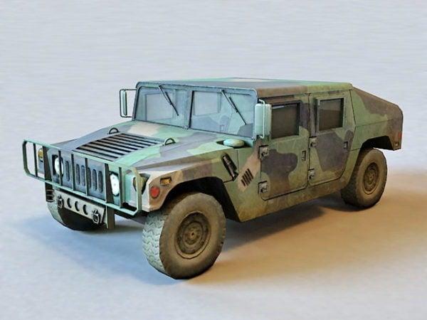 Askeri Humvee