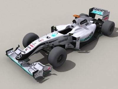 Mercedes F1 -auto