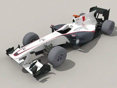 Coche Sauber F1