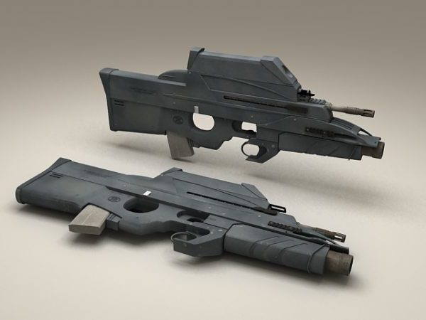 Fs2000 Tactical Bullpup Rifle