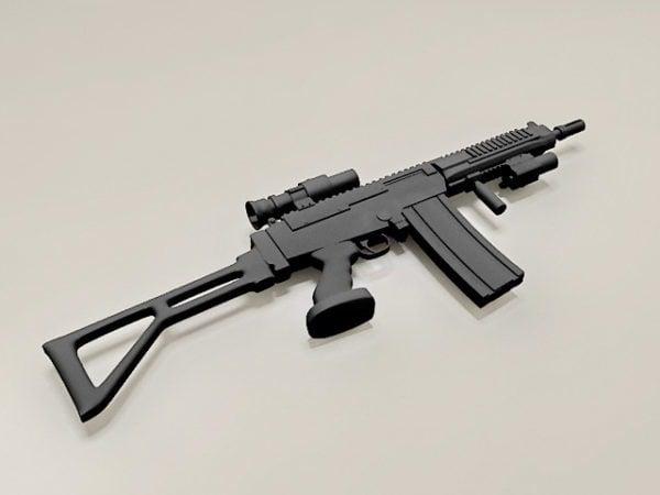 308 Semi Auto Rifle