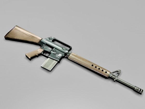 Armalite Ar-10 Rifle