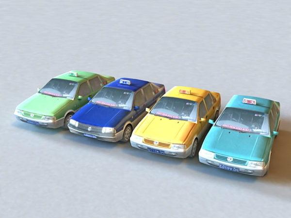 Faw-volkswagen Taxi